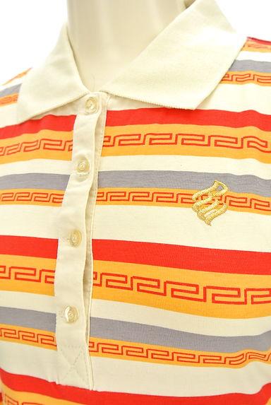 ROCAWEAR(ロカウェア)レディース ポロシャツ PR10205739大画像4へ