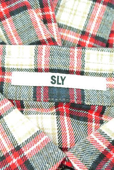 SLY(スライ)レディース カジュアルシャツ PR10205767大画像6へ