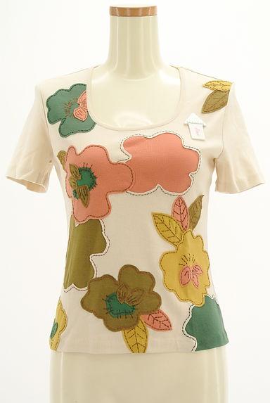Jocomomola(ホコモモラ)レディース Tシャツ PR10206037大画像4へ