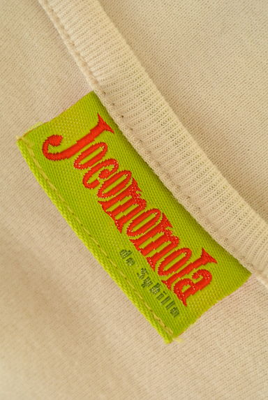 Jocomomola(ホコモモラ)レディース Tシャツ PR10206037大画像6へ