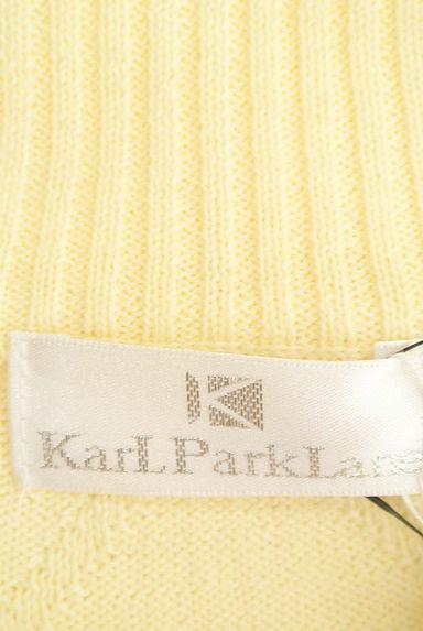 KarL Park Lane(カールパークレーン)レディース ニット PR10206997大画像6へ