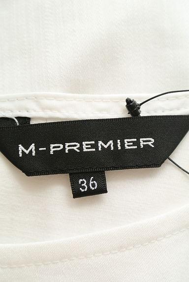 M-premier(エムプルミエ)レディース カットソー・プルオーバー PR10207105大画像6へ