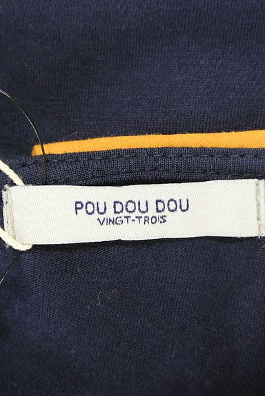 POU DOU DOU(プードゥドゥ)レディース カットソー・プルオーバー PR10207520大画像6へ