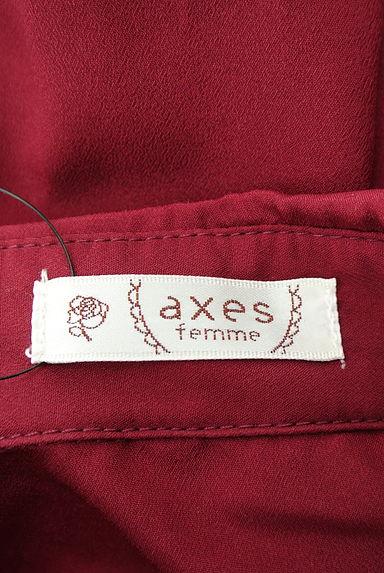 axes femme(アクシーズファム)レディース ブラウス PR10208151大画像6へ