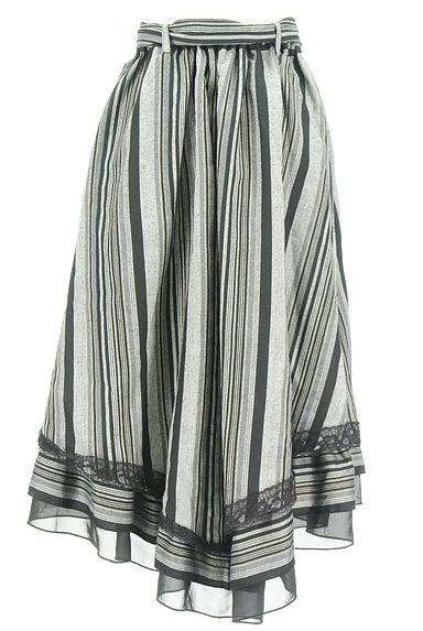 axes femme(アクシーズファム)レディース スカート PR10208157大画像2へ