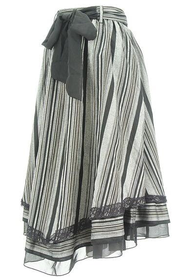axes femme(アクシーズファム)レディース スカート PR10208157大画像3へ
