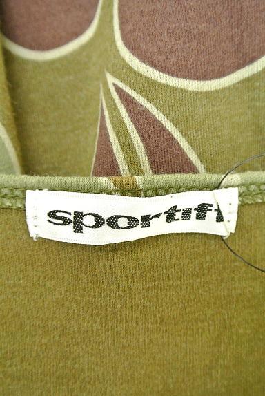 sportiff(スポーティフ)レディース キャミソール・タンクトップ PR10208200大画像6へ
