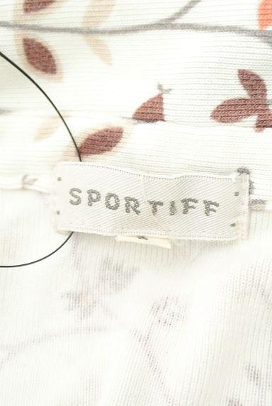 sportiff(スポーティフ)レディース カットソー・プルオーバー PR10208213大画像6へ