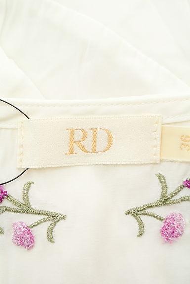 RD ROUGE DIAMANT(アールディー ルージュ ディアマン)レディース カットソー・プルオーバー PR10208251大画像6へ