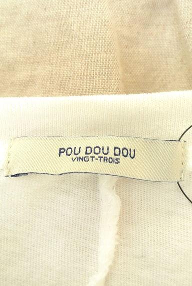 POU DOU DOU(プードゥドゥ)レディース カットソー・プルオーバー PR10208282大画像6へ