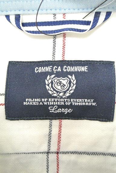 COMME CA COMMUNE(コムサコミューン)シャツ買取実績のタグ画像