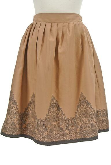 axes femme(アクシーズファム)レディース スカート PR10208790大画像1へ