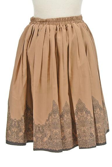 axes femme(アクシーズファム)レディース スカート PR10208790大画像2へ