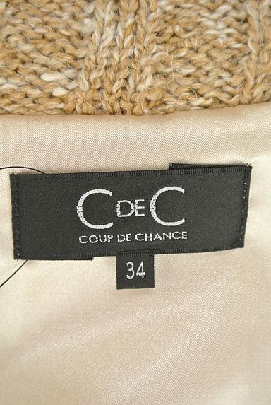 COUP DE CHANCE(クードシャンス)レディース カーディガン・ボレロ PR10209438大画像6へ