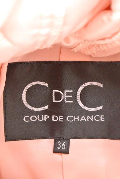 COUP DE CHANCE(クードシャンス)レディース トレンチコート PR10209447大画像6へ