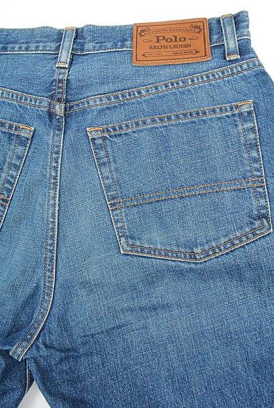 Polo Ralph Lauren(ポロラルフローレン)メンズ デニムパンツ PR10210319大画像4へ