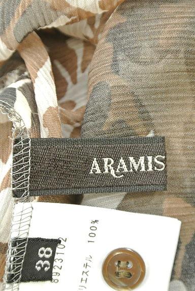 ARAMIS(アラミス)レディース ブラウス PR10210335大画像6へ