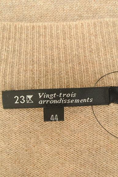23KU(23区)レディース セーター PR10210353大画像6へ