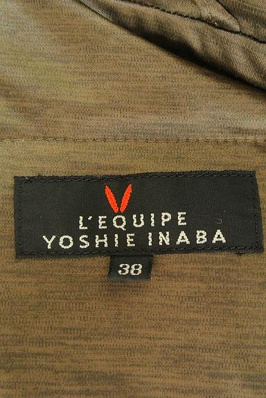 L'EQUIPE YOSHIE INABA(レキップヨシエイナバ)レディース ダウンベスト PR10210380大画像6へ