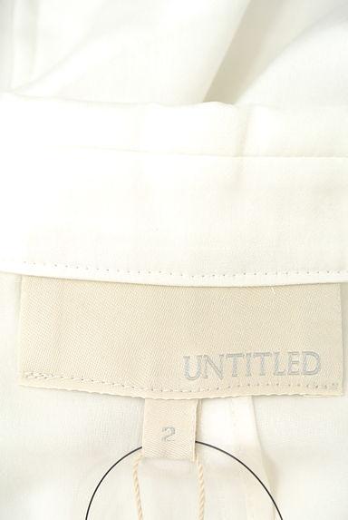 UNTITLED(アンタイトル)レディース ジャケット PR10210386大画像6へ
