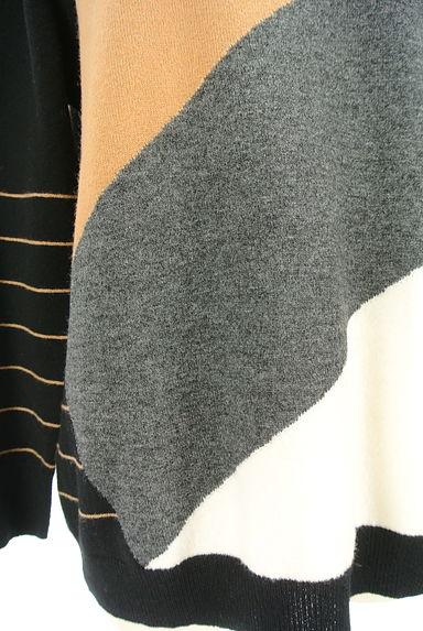 LEILIAN(レリアン)レディース セーター PR10210403大画像5へ