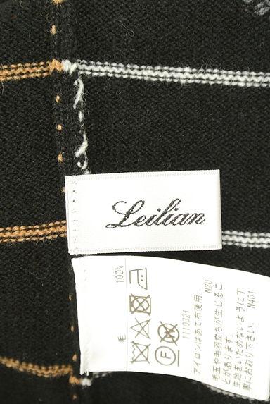 LEILIAN(レリアン)レディース セーター PR10210403大画像6へ