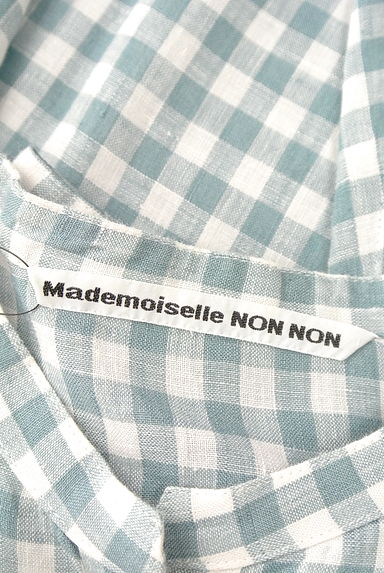 Mademoiselle NON NON(マドモアゼルノンノン)レディース カットソー・プルオーバー PR10210414大画像6へ