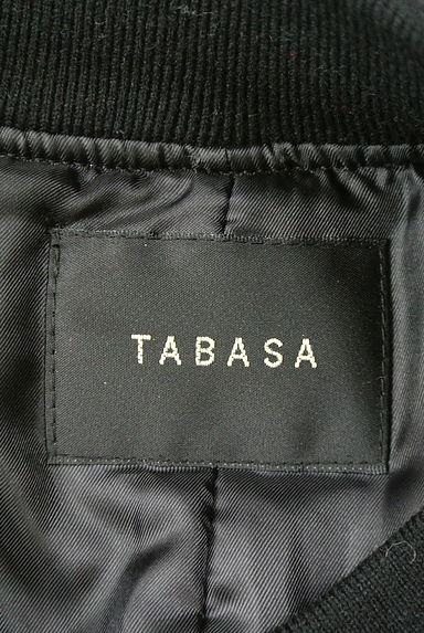 TABASA(タバサ)レディース ブルゾン・スタジャン PR10210420大画像6へ