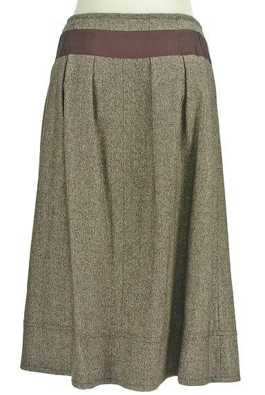 CARA O CRUZ(キャラオクルス)レディース スカート PR10210437大画像2へ