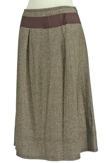 CARA O CRUZ(キャラオクルス)レディース スカート PR10210437大画像3へ