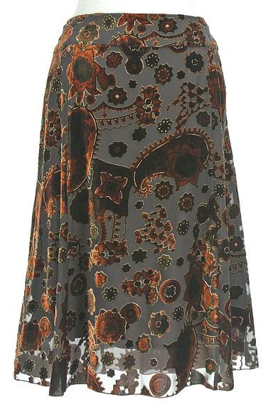 CARA O CRUZ(キャラオクルス)レディース スカート PR10210438大画像2へ