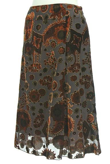 CARA O CRUZ(キャラオクルス)レディース スカート PR10210438大画像3へ