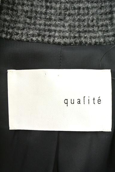 qualite(カリテ)レディース コート PR10210501大画像6へ