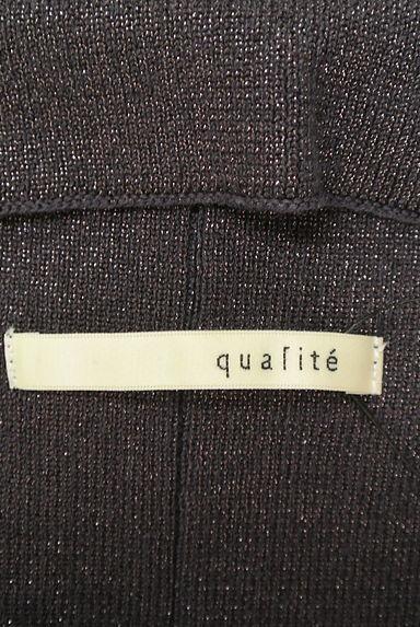 qualite(カリテ)レディース ニット PR10210859大画像6へ