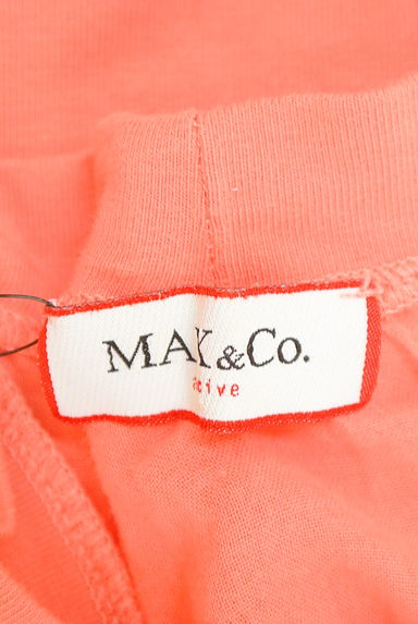 MAX&Co.(マックス&コー)レディース キャミソール・タンクトップ PR10210865大画像6へ
