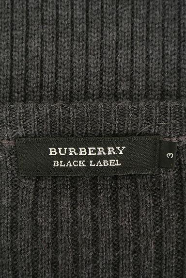 BURBERRY BLACK LABEL(バーバリーブラックレーベル)メンズ ニット PR10211787大画像6へ