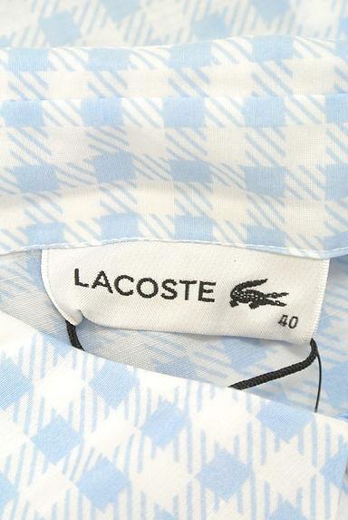 LACOSTE(ラコステ)レディース カジュアルシャツ PR10211816大画像6へ