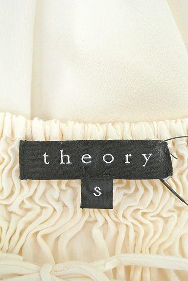 theory(セオリー)レディース カットソー・プルオーバー PR10213250大画像6へ