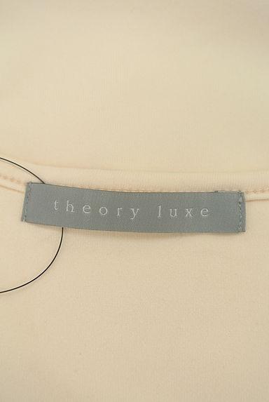 theory luxe(セオリーリュクス)レディース Tシャツ PR10213255大画像6へ