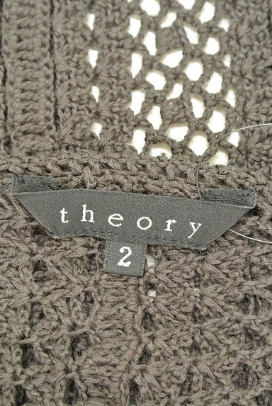 theory(セオリー)レディース カーディガン・ボレロ PR10213285大画像6へ