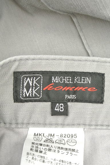 MK MICHEL KLEIN(エムケーミッシェルクラン)メンズ パンツ PR10213293大画像6へ