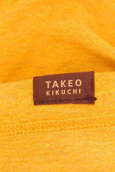 TAKEO KIKUCHI(タケオキクチ)メンズ Tシャツ PR10213297大画像6へ