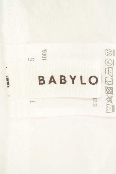 BABYLONE(バビロン)レディース カットソー・プルオーバー PR10213298大画像6へ