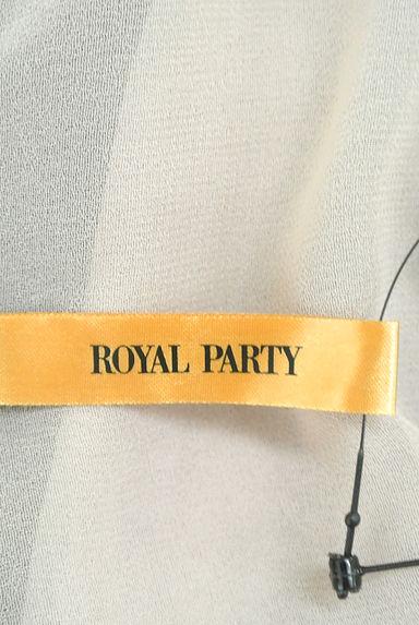 ROYAL PARTY(ロイヤルパーティ)レディース ワンピース・チュニック PR10213299大画像6へ