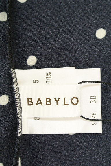 BABYLONE(バビロン)レディース カットソー・プルオーバー PR10213301大画像6へ