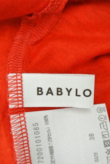 BABYLONE(バビロン)レディース カットソー・プルオーバー PR10213307大画像6へ