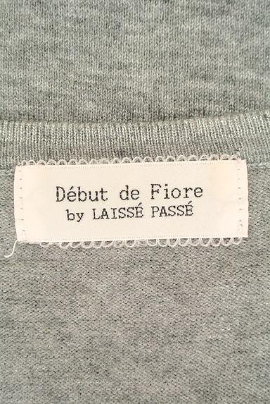 Debut de Fiore by LAISSE PASSE(デビュードフィオレバイレッセパッセ)レディース アンサンブル PR10213312大画像6へ