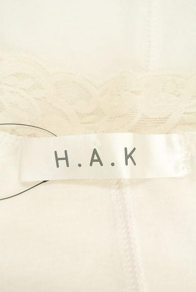 H.A.K(ハク)レディース キャミソール・タンクトップ PR10213319大画像6へ