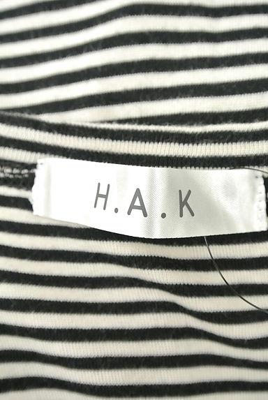 H.A.K(ハク)レディース キャミソール・タンクトップ PR10213324大画像6へ