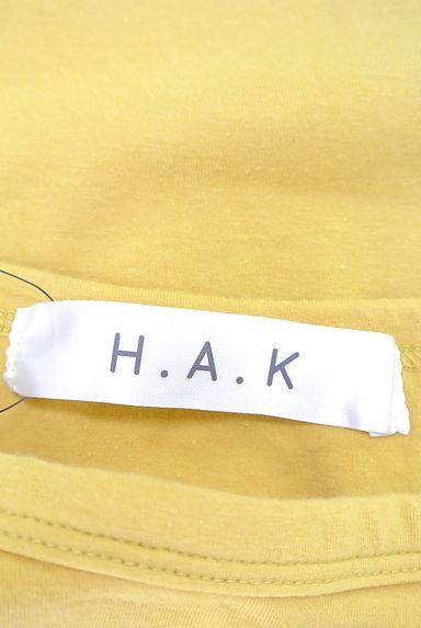 H.A.K(ハク)レディース キャミソール・タンクトップ PR10213330大画像6へ